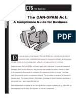 CAN SPAM Act Complaince Guide for Businesses
