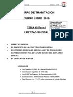 TEMA 15-Parte I LIBERTAD SINDICAL 2016 -27-Oct T-Libre.pdf