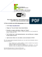 Tutorial Wifi