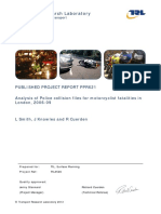 Ppr621 Motorcycle Fatal Files Report