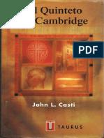 Casti_1998_El Quinteto de Cambridge Cap. 2 y 3