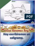 COM EL CALIGRAMA.pptx