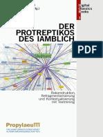 Charlotte Schubert; Sven Brandt - Der Protreptikos des Iamblichs