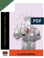Autocontrol para guardias de seguridad