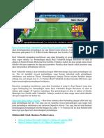 Bursa Taruhan Real Valladolid vs Barcelona 26 Agustus 2018