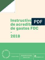 FDC Instructivo Gastos Jul23
