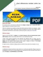Cosas de La Norma ISO 45001