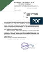 Surat Pengukuran Indek Profesional Pns