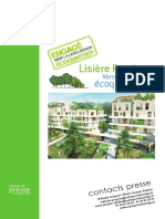 DP SGL - Lisiere Pereire Label Eco Quartier