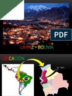 La Paz - Bolivia Conoce