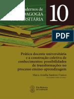 Prática docente universitária e a construção de conhecimentos -Livro.pdf
