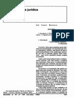Referência - Verdad, Error y Processo Penal