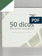 50 Dicas - Pacientes Psicóticos