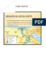La Cultura Egipcia