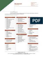 Carta Prominel Industrial Ltda