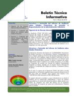 Estructura y Contenido del Informe de Auditoría sobre Estados Financieros de acuerdo a Requerimientos de la Administración Tributaria