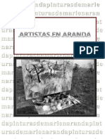 Pintores Catalanes en Aranda