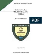 Manual Nfe Pmserra