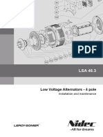 Leroy Somer Generator Manual