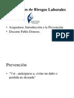CLASE 3  FUNDAMENTOS DE LA PREVENCION 2.ppt
