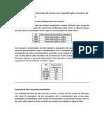 Recomendacoes de instalação de tubos de PRFV