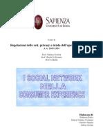 I Social Network Nella Consumer Experience