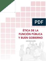 3 LC1 - Zamora, Etica de La Funcion Pública y Buen Gobierno