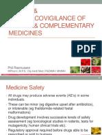 Lecture 24 Rasmussen Herbal Medicines
