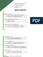 Horarios 2018-II Sistemas-cieree y Creacion de Grupos - Aprobado en Comite Directivo -17 Agosto v5