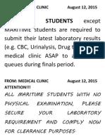 Bulletin (Aug. 12, 2015)