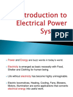 Types of Power Plant