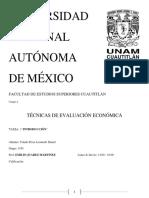 Técnicas de Evaluación Económica.docx