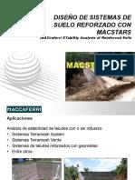 Diseño de Sistemas de Suelo Reforzado Con Macstars (1)