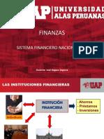 Finanzas Sistema Financiero