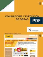 Consultoría y Ejecución de Obras