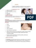 10 enfermedades biologia.