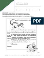 Ficha Preparacion Simce Nº5