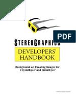 3d Stereo Handbook