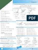 Calculus Integrals_Formula_Sheet_Mathletics