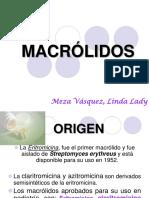 Macrólidos Linda