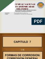 CAPITULO 7-Formas de Corrosíón(Atmosferica)