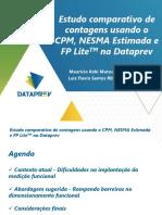Mauricio Matsutani - DATAPREV - 2 Seminario Metricas Do SISP