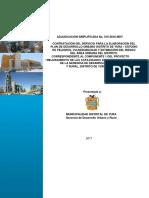 Plan de Desarrollo Urbano Yura - Propuesta