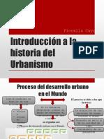 Proceso Del Desarrollo Urbano en El Mundo