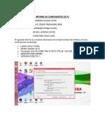Informe Actividad 02 Hardware