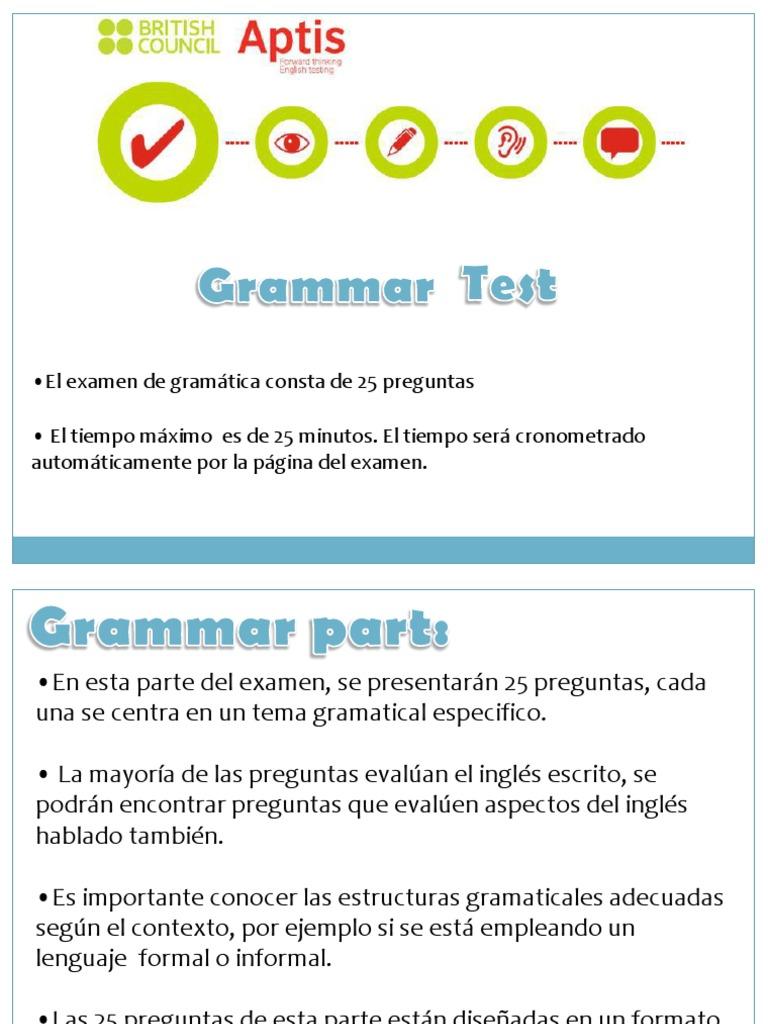 57 Grammar Workshop