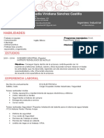 CV Claudia v. Sanchez Castillo