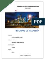 Informe de Pasantía _ v 01