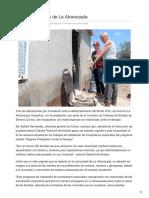 20-08-2018-Apoyan a Familias de La Atravezada - ElsoldeHermosillo