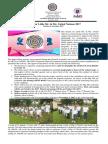 Activity Report for Mr & Ms UN 2017